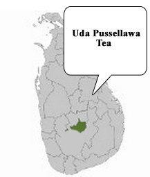 Uda Pussellawa Tea